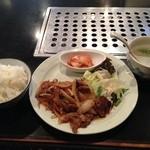 いちばん - (料理)焼肉定食