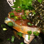 七菜彩 - ゴマサバ