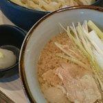 小麦と肉 桃の木 - 麺とつけ汁