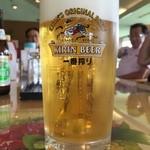 伊豆にらやまカントリークラブ - 生ビール