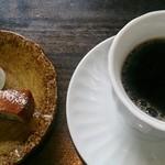 38418819 - 華花ランチ  コーヒー、デザート