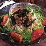 麺屋わっしょい - 肉味噌まぜ麺