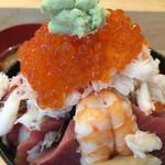 梅寿司 - 上チラシ