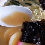 38419417 - 201505 和風出汁の優しい味わいのスープ