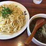 麺の房 味わい亭 - つけ麺 太麺 大盛 ¥864