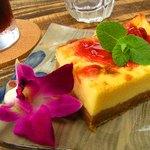 浜辺のTipi Cafe - ★チーズケーキ★(セット)