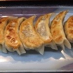 いちりん - 料理写真:みそ餃子