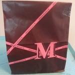 パティスリー ムッシュ エム - 紙袋