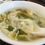 38421428 - ランチ玉子スープ