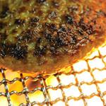 からす - 炭焼きハンバーグ