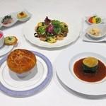 レストランアンド - 季節のプチプラコース
