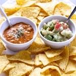 Don Mexicano - サルサ&ワカモレチップ