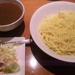 Clover - カレーつけ麺 550円