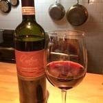 加古川ワインバル - ラナタトゥーラネロダーボラ、軽くて飲みやすい