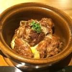 加古川ワインバル - 黒毛和牛すじ肉の赤ワイン煮込み