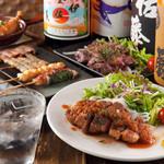 Charcoal Cuisine 克ッ 井の頭 -
