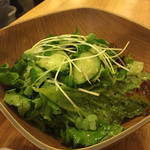 近江牛肉店 - チョレギサラダ