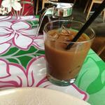 ハレノヘア - アイスコーヒー