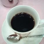 レストラン西櫻亭 - 珈琲で終わり。2700円のコースです♪