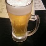 Toramarusuisan - 生ビール 300円