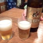 38439198 - まずはビールで