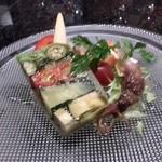 シャンパン食堂の洋食屋さん - 美しいビジュアルのテリーヌ
