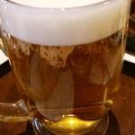 Sante - 生ビール