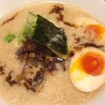 初代 哲麺 - トンコツ醤油 500円