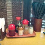 香港屋 - テーブルセット