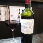 SATOブリアン - ワイン