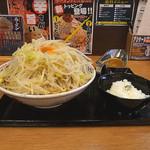 太一商店 - インド太一(カチ盛り、野菜多め、2015年5月10日)