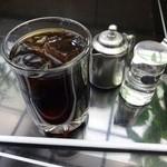 ニューフロンテ - アイスコーヒー