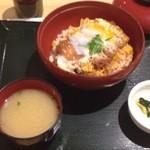 とんかつ伊勢 - 2015/5 ロースカツ丼