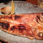 ふくべ - 甘鯛の一夜干し