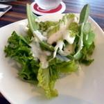 8cho - ランチのサラダ