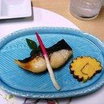 鮨・割烹 花絵巻 - 季節の旬=旬菜はほぼ毎日お品書きが変わります。