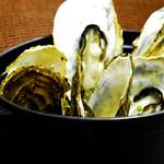 ダイニング&バー SOL - 道産生牡蠣の白ワイン蒸し