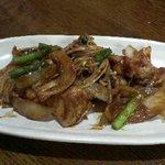 じゅうじゅうきゃべつ - 国産牛ホルモン味噌炒め
