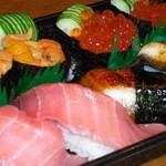 太郎兵衛寿司 - お好み寿司