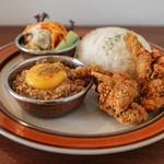 グナグナカリー - 料理写真:TFC タンドリーフライドチキンセット☆
