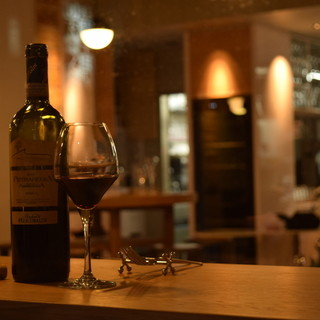 ◇豊富なワイン◇