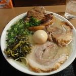 ラーメン櫻島 - 櫻島ラーメン 850円