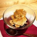 おぼんdeごはん - ほうじ茶ティラミスとコーヒーゼリー。
