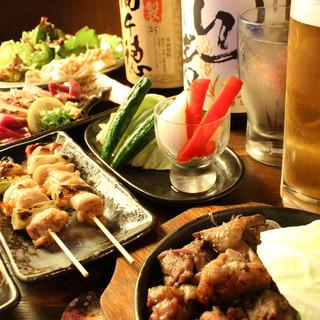 お料理5品+飲み放題で2000円!お財布にやさしい!!