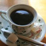 ホテル一乃館 コーヒーショップ『グリル』 - ドリンク写真:ホテル一乃館 コーヒーショップ『グリル』 :名水ブレンドコーヒー