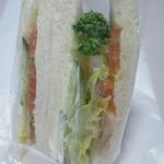 38462872 - 野菜サンド