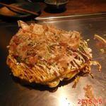 さふらん - 3800円コース 8品目 ◆豚モダン焼