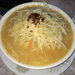 38466630 - 味噌タンメン(野菜多め)