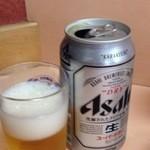 38469654 - 缶ビール!350円!高い!