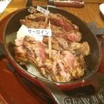 せいとう - 熟成肉❤サーロインとモモ♪